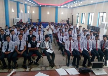 BECon 2K18-19 IIT Dehli Event conducted in GGIC