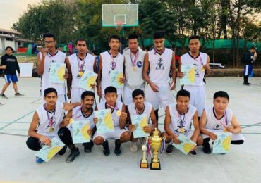 Congratulation to GoldenGate Basketball Team!!! 7th KISC Friendship Basketball Tournament 2019. Winner–Boys