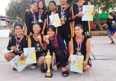Congratulation to GoldenGate Basketball Team!!! 7th KISC Friendship Basketball Tournament 2019. Runner-Up– Girls